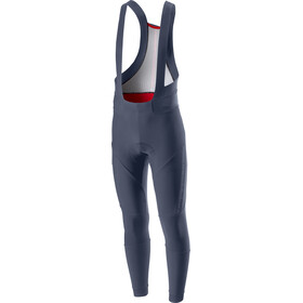 Castelli Sorpasso 2 Bib Tights Heren, dark steel blue